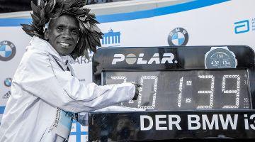 Berlin Marathon Rückblick