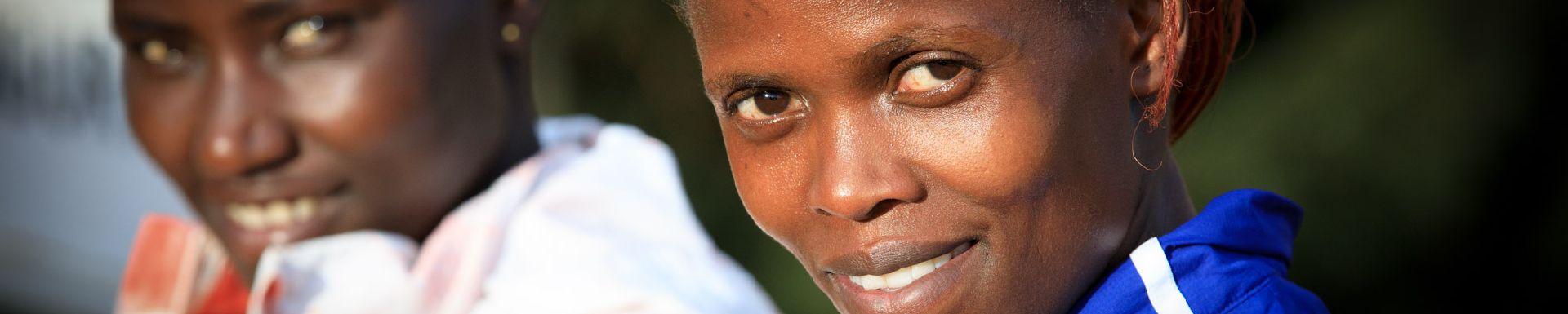 Reportage in Kenia  mit Brigid Kosgei