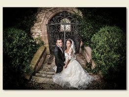Portraitfoto Hochzeit